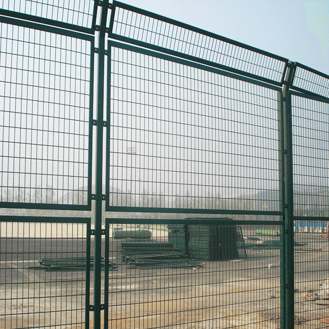 Bilateral Wire Fence